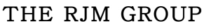 The RJM Group Logo Skinny