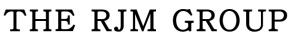 The RJM Group Logo Skinny