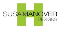 Susan Hanover Designs Logo