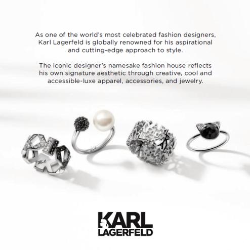 Karl Lagerfeld Brochure 2