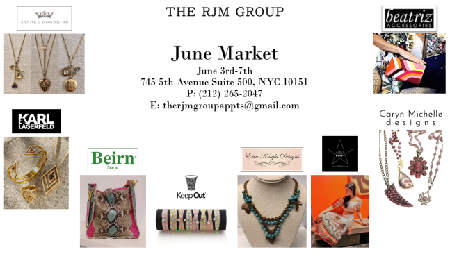 The RJM Group June 19 Market Evite